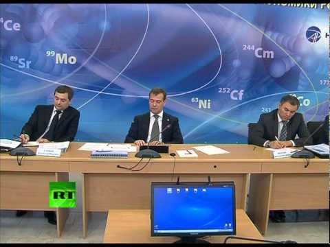 Медведев предлагает Кудрину