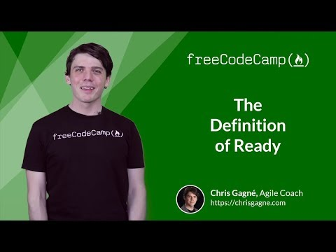 The Definition of Ready - Agile Software Development