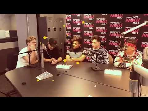 In Real Life - Interview (Radio Now Houston)