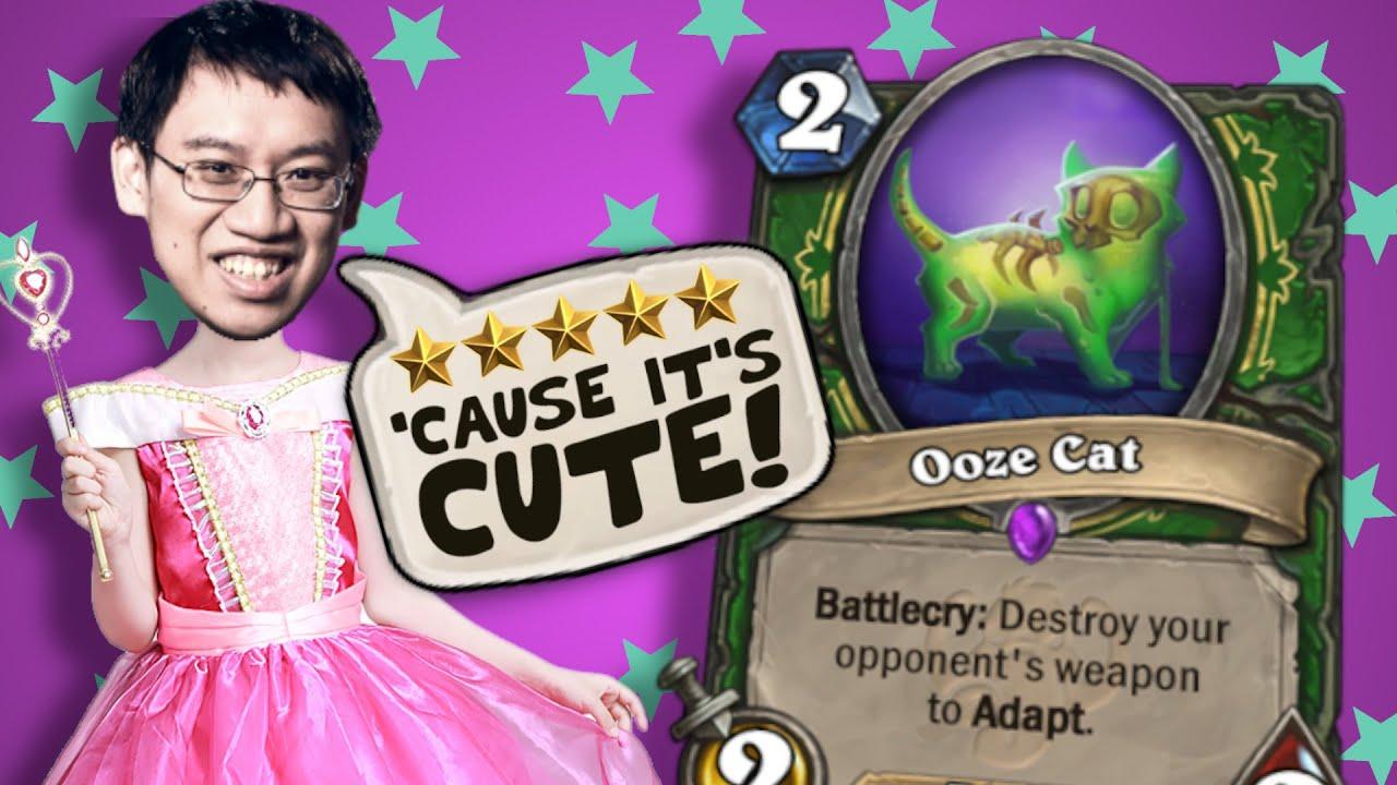 ⭐⭐⭐⭐⭐ 'Cause it's Cute! | Top Custom Cards of the Week #81