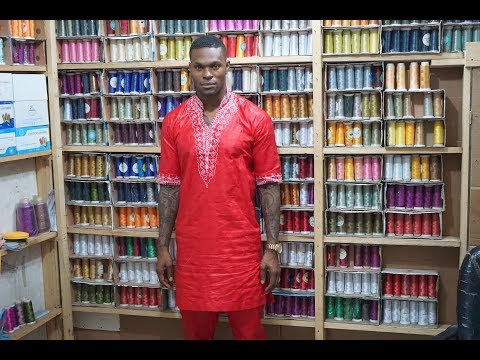 Where To Buy Real African Attire and Ticket for Next Years Africa Trip Already Bought