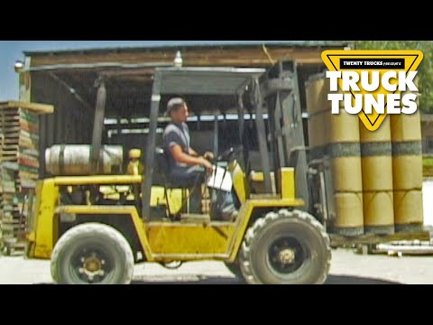 Fork Lift - Trucks Music Video for Children