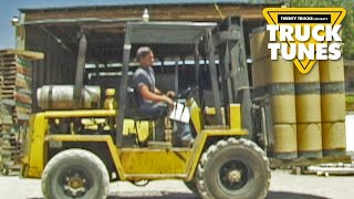 Kids Truck Music Video - Fork Lift