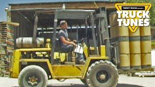 Fork Lift - Trucks Music Video for Children