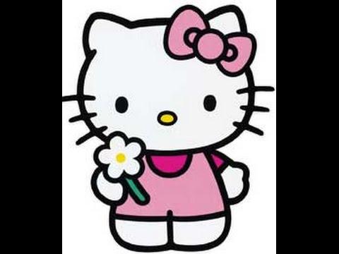 Hello Kitty Boyama Youtube