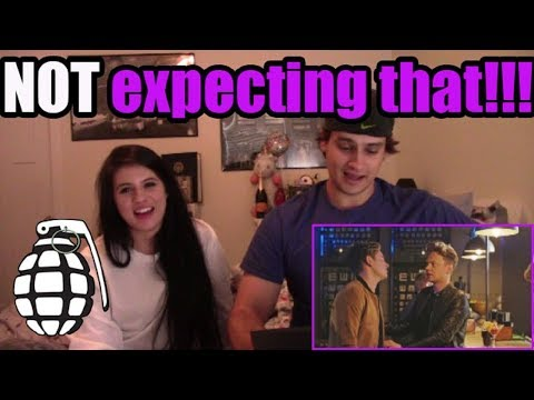 GOAT - Grenade (Official Video) | COUPLE'S REACTION!