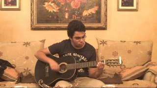 Cairokee - Ethbat Makanak كايروكي - اثبت مكانك  guitar cover  ( Tab )