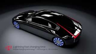 Silex Chreos - The dawn of a new era in electric mobility 1080p HD