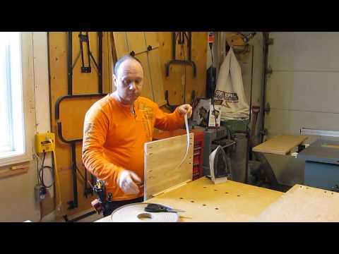 Comment fabriquer un caisson d 39 armoire doovi - Fabriquer caisson armoire ...