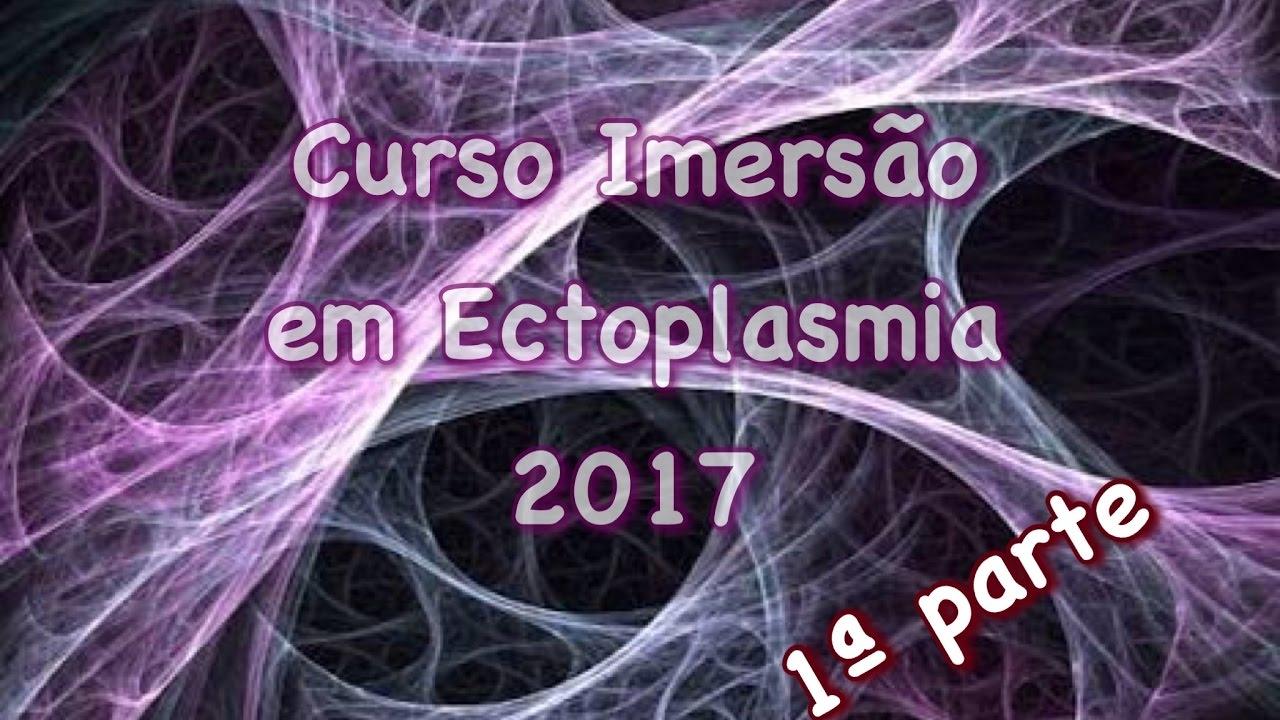 Curso Imersão em Ectoplasmia 2017 – Katia Di Giaimo