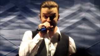 Justin Timberlake - Cry Me A River ( 20/20 Experience Tour 12-19-13 Orlando, FL )