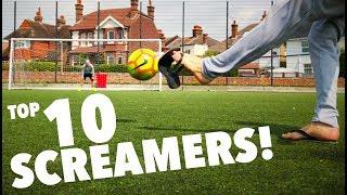 TOP 10 YOUTUBE SCREAMERS!