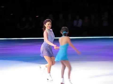 Golden Moment Hawaii - Kristi Yamaguchi and Daughter