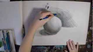 Shading 101: How to Draw a Sphere