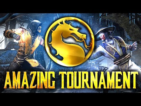 OMG! THIS MORTAL KOMBAT TOURNAMENT IS AMAZING!!!