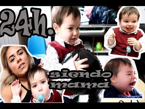 24 HORAS SIENDO MAMA!! // little helper