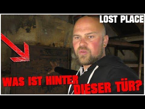 Lost Place: GEHEIMVERSTECK GEFUNDEN! | ALLEINE ist GRUSELIGER ...