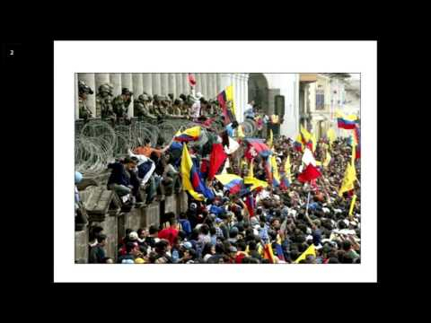 Ecuador how an authoritarian government is fooling the entire world