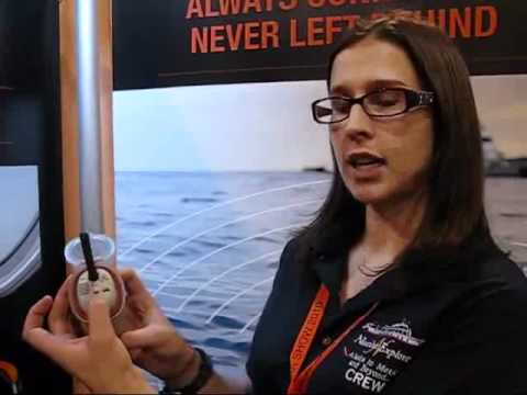 Demo of the Nautilus Lifeline GPS Safety Device for Divers