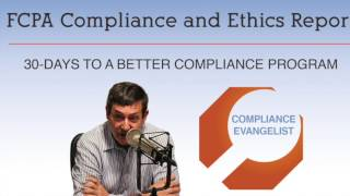 Day 7 of 30 Days to a Better Compliance Program, Third Parties