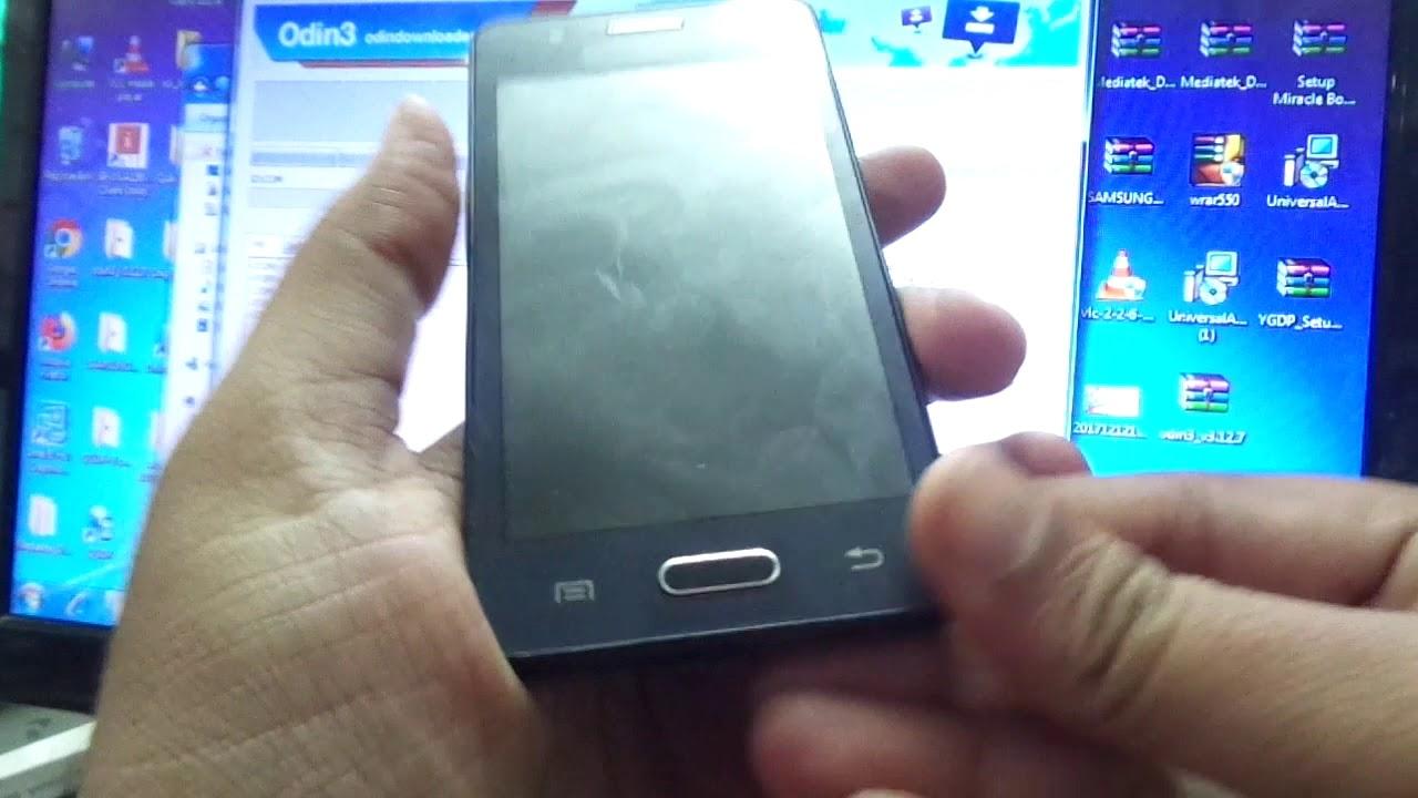 how to flash Samsung z2 sm-z200f