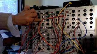 analogue systems modular synth rs95e ems filter and ems trapezoid
