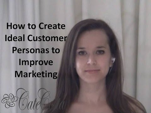 How to Create Target Customer Personas to Help Your Marketing