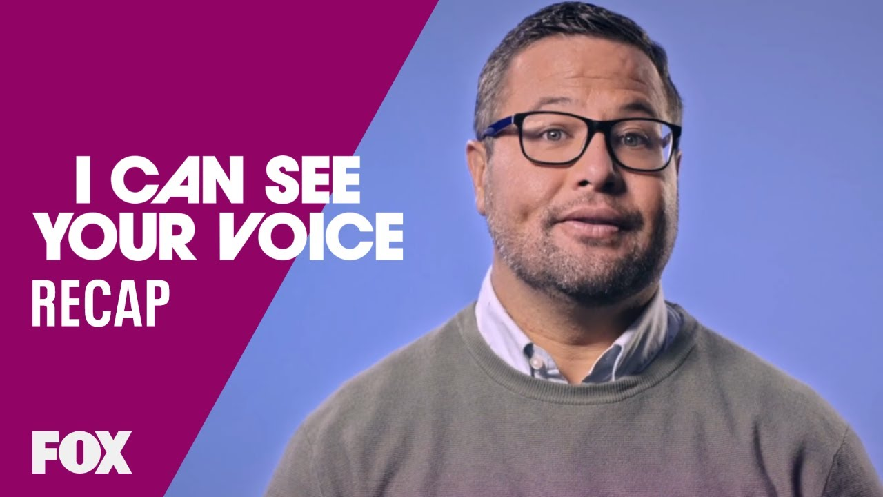 Download Let's See That Again Week 9 | Season 1 Ep. 9 | I CAN SEE YOUR VOICE