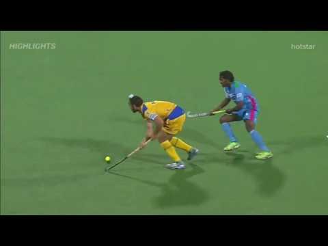 Sardar Singh y Sreejesh