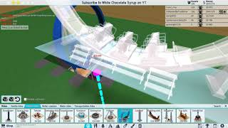 """How to get the """"Chained"""" Achievement in Theme Park Tycoon 2   ROBLOX Tutorial (with Mic)"""