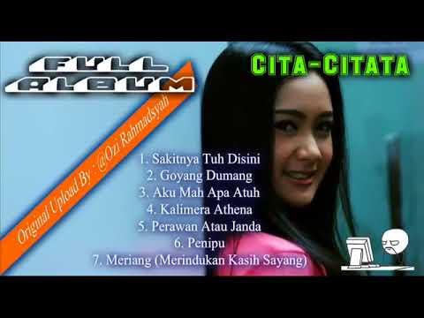 Nhạc Indonesia cực hay và sôi động Cita Citata's album