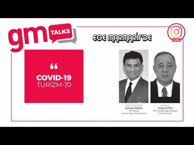 GM Talks - Tanju İçten