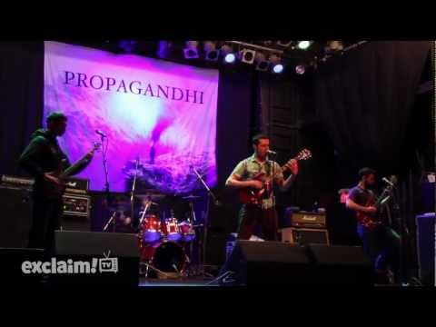 Propagandhi - Duplicate Keys Icaro (An Interim Report) [Exclaim! TV at Soundcheck]