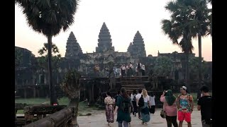 How To Travel CAMBODIA On A SHOESTRING: Siem Reap Travel GUIDE 2019