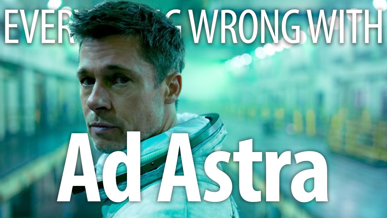 Download Everything Wrong With Ad Astra In 14 Minutes Or Less