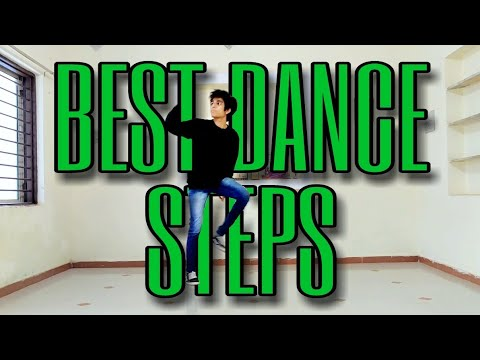 3 best dance steps for everyone|hip-hop dance tutorial| #Part1 | Lyrition Tirthraj (HINDI)