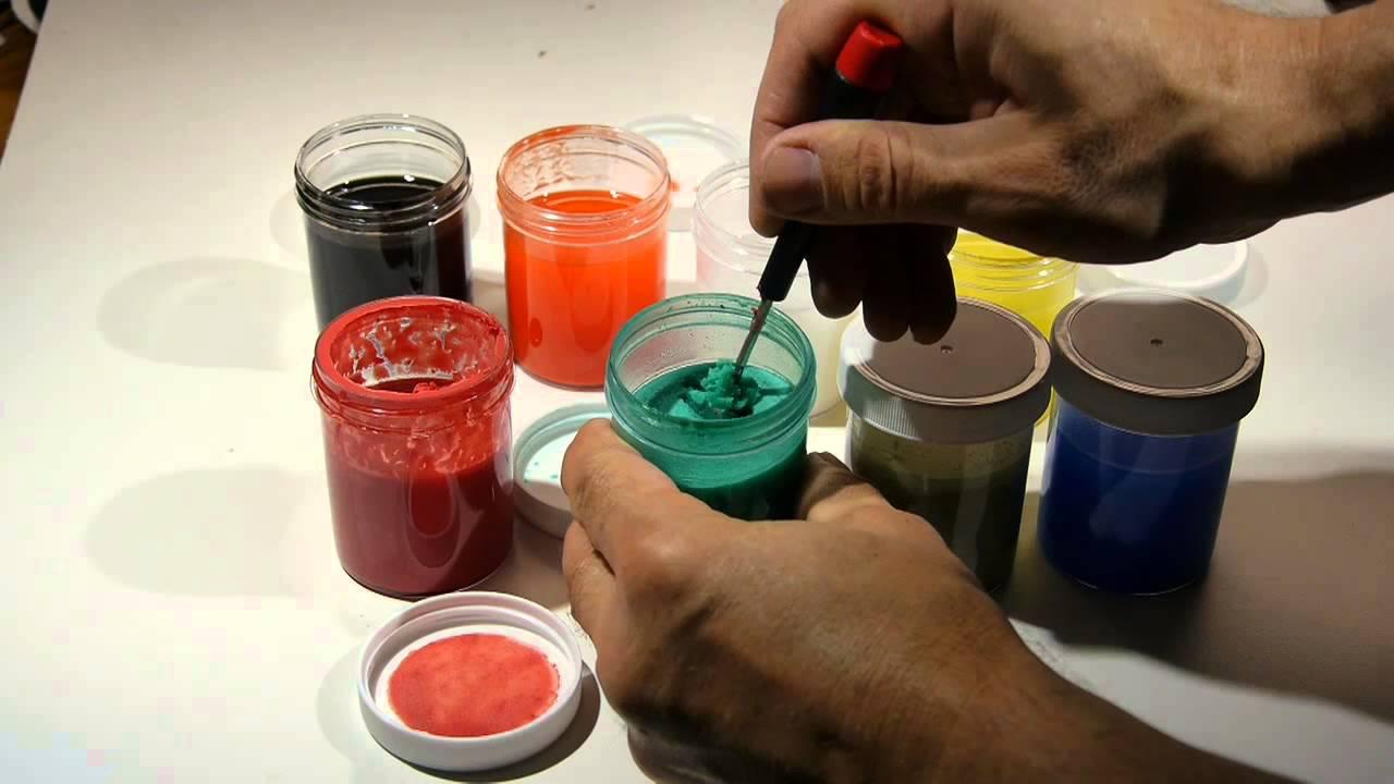 Castin craft color pigment - Epoxy Resin Liquid Color Pigment Concentrate Problem After Month