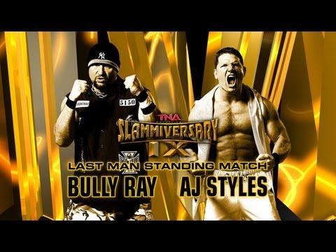 10 Years of TNA Slammiversary: Impact Wrestling's
