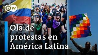 ESPECIAL DW: Tiempos convulsos para América Latina