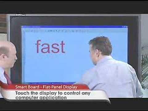 GetConnected  Tech Look  Smart Boards
