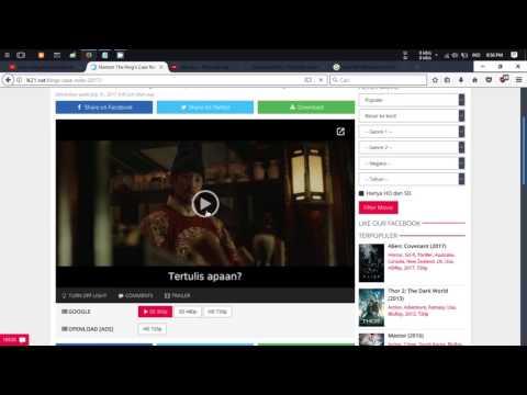 Cara mencari ID file google drive di suatu web Download