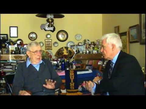 "John Wooden discusses his ""Pyramid of Success"""