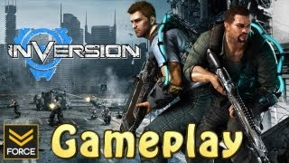 Inversion (PC Gameplay)