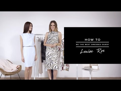 What to Wear to a Wedding - REISS