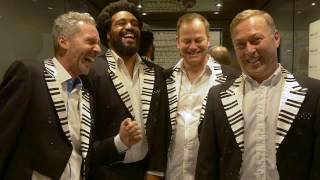 4 Poofs and a Piano - Britain's favourite house band from 'Friday Night With Jonathan Ross' on BBC1.