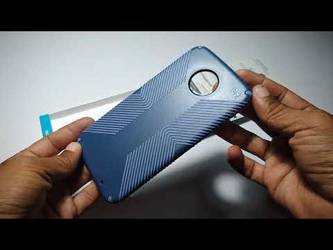 promo code af1d4 5d647 Motorola Moto Z2 Play Case Speck presidio grip