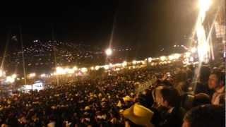 【Peru Cuzco】ペルークスコ Happy New Year2013 1/3