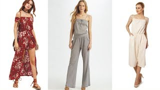 Special Cotton Jumpsuits And Rompers For This Year