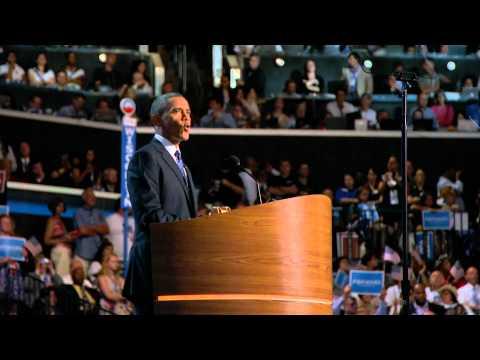 DNC 2012 - President Barack Obama