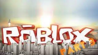 ROBLOX Part 3 Minigames!